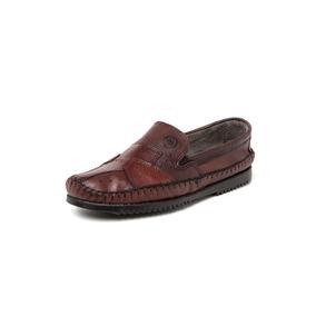 c4759279de Sapatilha Masculina Couro Legitimo - Sapatos para Masculino no ...