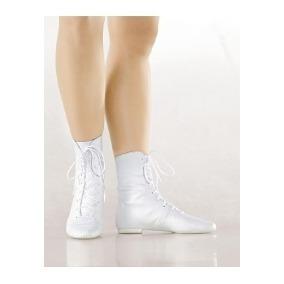 c1d9ecc798 Bota Em Couro Capezio - Ref 306 Jazz Boot - Ballet