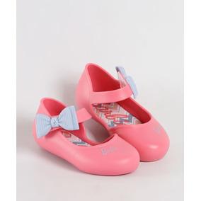 a5074b9ee Sapato De Veludo Bebe Menina Sapatilhas Grendene - Sapatos para ...