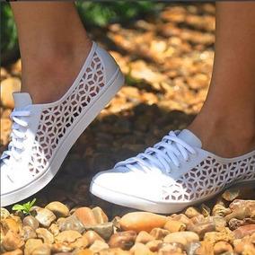5bcac8a88 Tenis Janaina Morena - Sapatos Preto com o Melhores Preços no Mercado Livre  Brasil