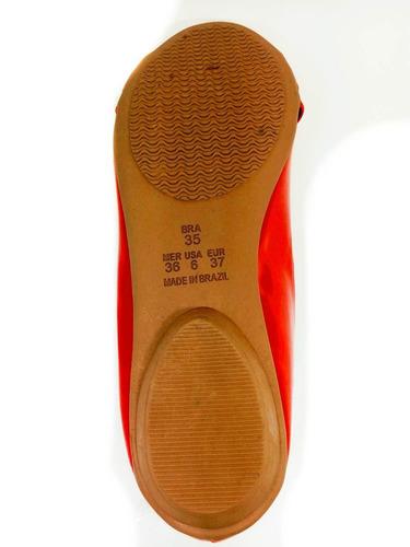 87d614eec9 Sapatilhas Femininas Promoção Sapato Social Vermelha - R  29