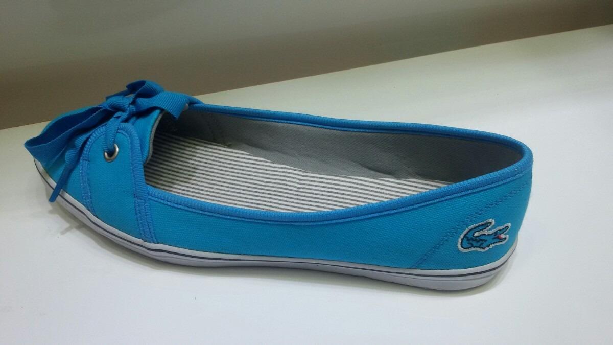 f306899a3045b Sapatilhas Lacoste 100% Original. - R  125,00 em Mercado Livre
