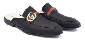 0e58f6153ac8e Sapato Mule Gucci Tamanho 43 - Sapatos para Masculino 43 com o ...