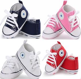 64c518f859713 Sapatinho All Star Converse Tênis Infantil Bebê Promoção 002