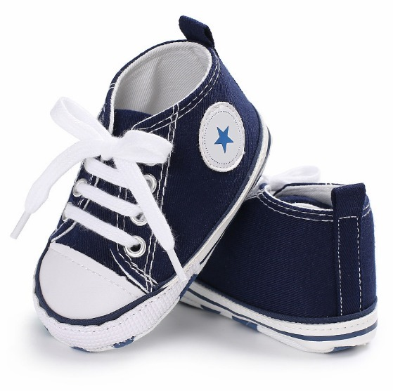 958eea3fd4 Sapatinho All Star Converse Tênis Infantil Unissex Bebê- A01 - R  39 ...