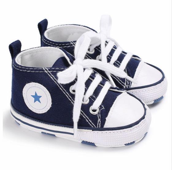 b43710585c Sapatinho All Star Converse Tênis Infantil Unissex Bebê- A02 - R  79 ...