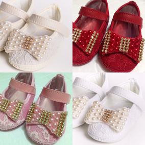455e6d74ca Sapatinhos Bebe - Calçados Sapato de Bebê no Mercado Livre Brasil