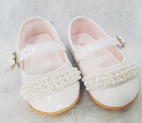 fa60ec5a0 Sapato Bebe Menina Perola - Calçados, Roupas e Bolsas com o Melhores ...