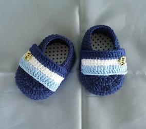 7579dec66 Sapatinhos Bebe - Calçados Sapato de croche de Bebê no Mercado Livre Brasil