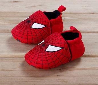 sapatinho de bebe homem aranha importado pronta entrega