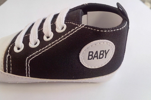 sapatinho infantil unisex bebe preto 13 cm frete gratis
