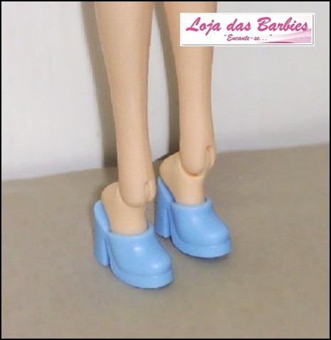 sapatinho original p/ boneca blythe * pullip * momoko barbie