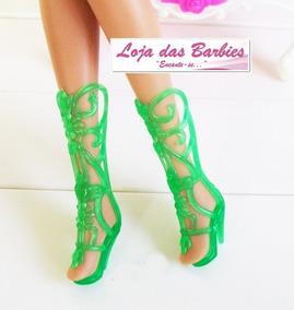 e28054f882 Sandalia Gladiadora Barbie no Mercado Livre Brasil