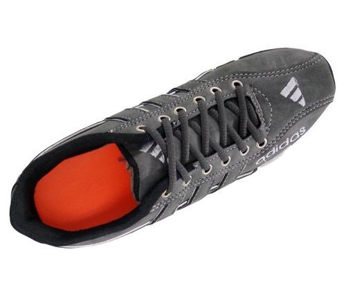 sapatênis adidas a12 grafite