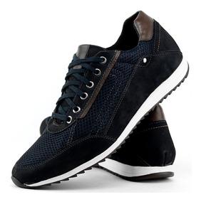 4e0d3c4dd5 Pullover Masculino Social - Sapatos Azul com o Melhores Preços no Mercado  Livre Brasil