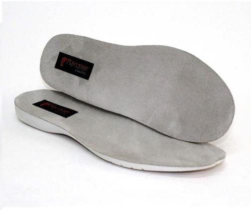 sapatênis couro legítimo confortável masculino