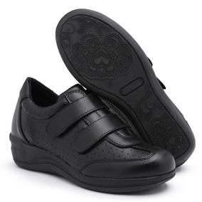 340be9089 Sapato Para Idosa Feminino - Sapatos no Mercado Livre Brasil