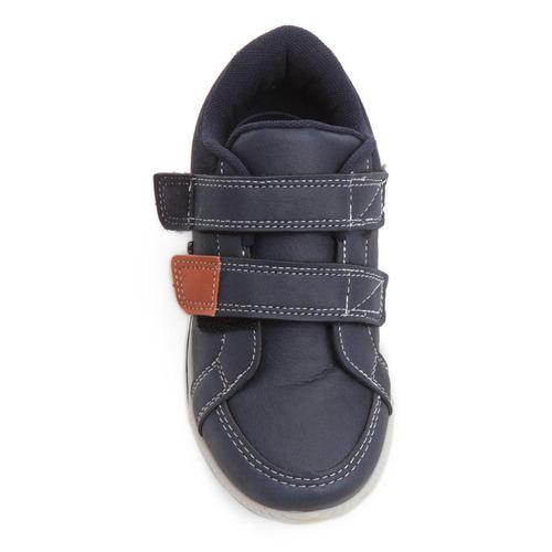 25acdd09ed Sapatênis Infantil Klin Baby Flyer 2 Velcros Masculino - R$ 72,99 em ...