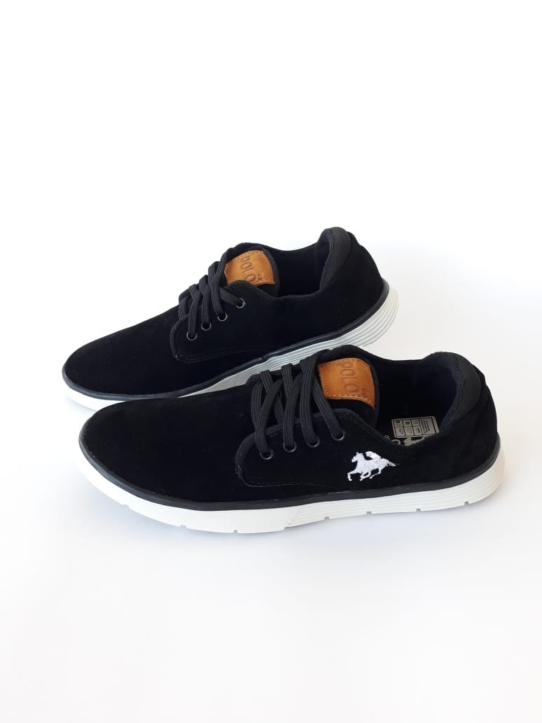 def70aad65 Sapatênis Polo Go Tenis Jogger Exclusive Masculino Homem - R  73