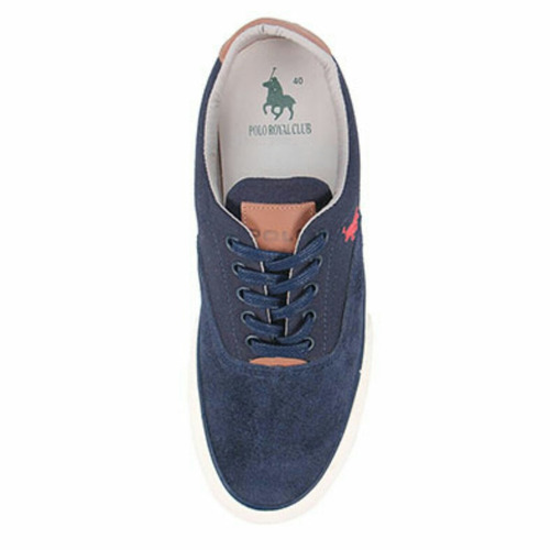 sapatênis polo royal pcw azul marinho