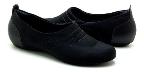 sapatênis tamanhos grandes  dm extra lycra preto dme1836351