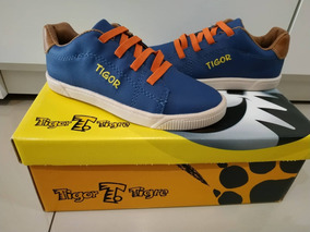 d99e55cb71a Tigor T Tigre Tênis Sapatenis Tenis Sapato Acende Tam 32 - Calçados ...