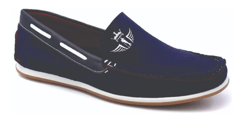 sapatênis tênis casual mocassim masculino polo of king