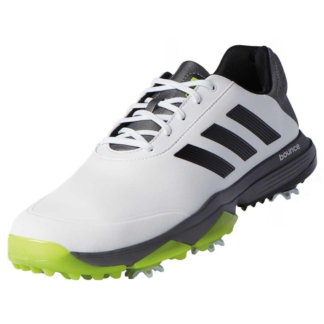 e91955d1fe2 Sapato adidas Adipower Bounce Branco preto - 8 (usa) - R  620