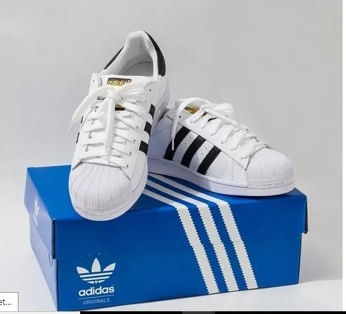 c9730ee44c6 Sapato adidas Superstar Unissex Tênis Sb Foundation Original - R ...