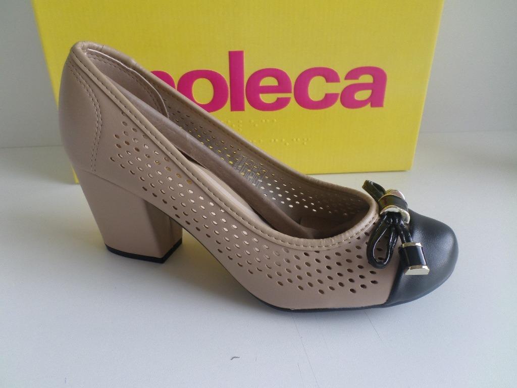 c88be5325 Sapato Adulto Feminino Moleca Ref-5300.313 - R$ 109,90 em Mercado Livre