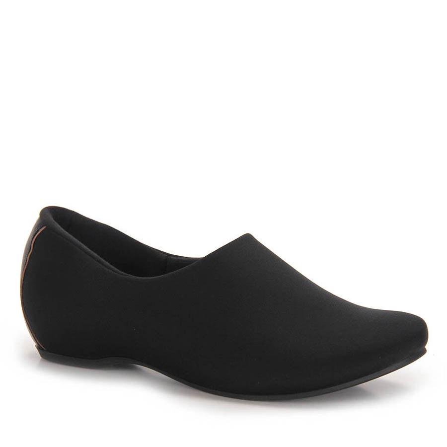9ba6390f7 Sapato Anabela Conforto Feminino Usaflex - Preto - R$ 199,99 em ...