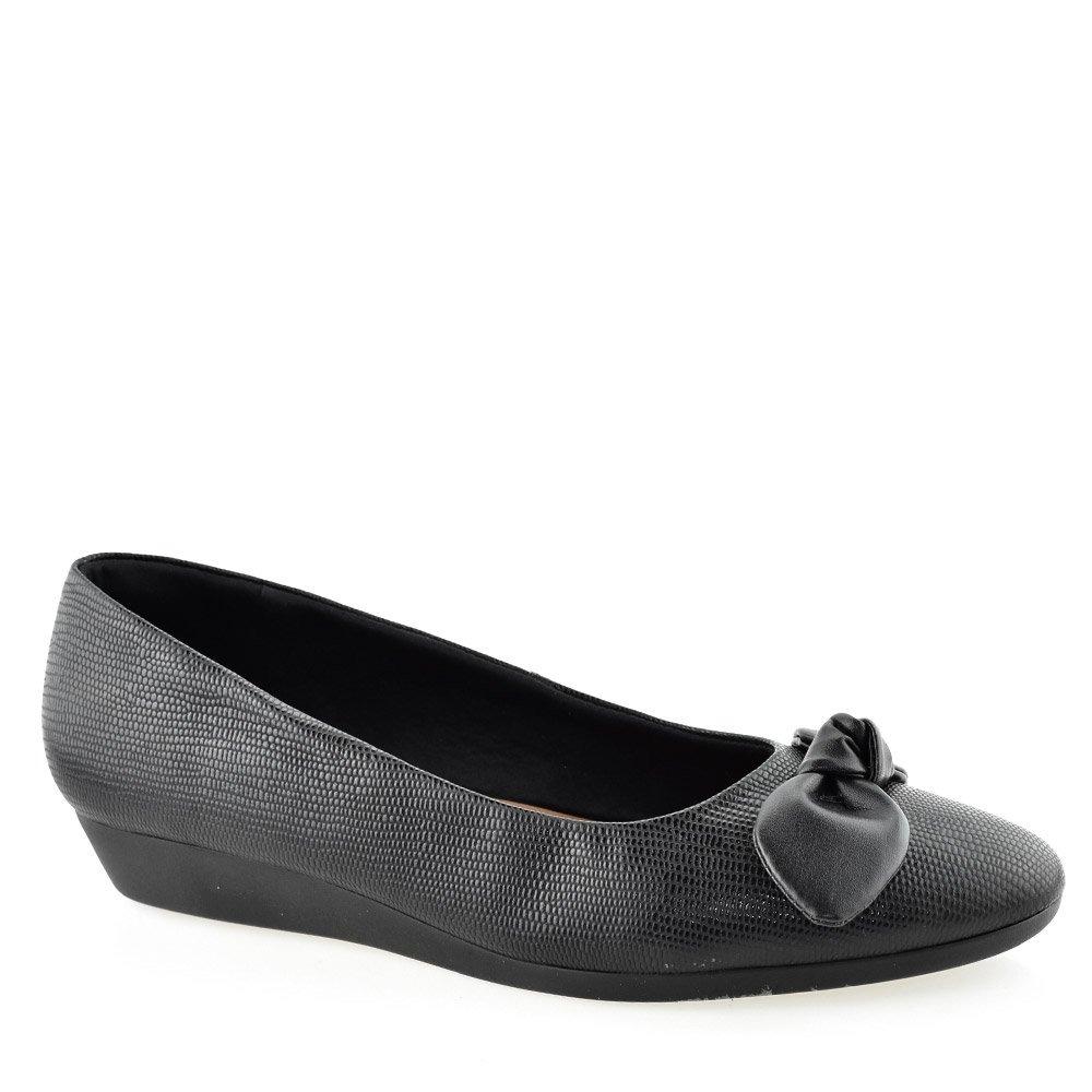1f427ed9a sapato anabela conforto feminino usaflex z1009 - cirandinha. Carregando  zoom.