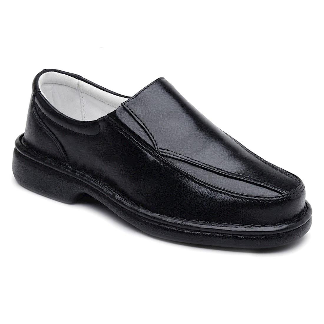 deeb5ccbe4 sapato anti stress couro carneiro legítimo ranster. Carregando zoom.
