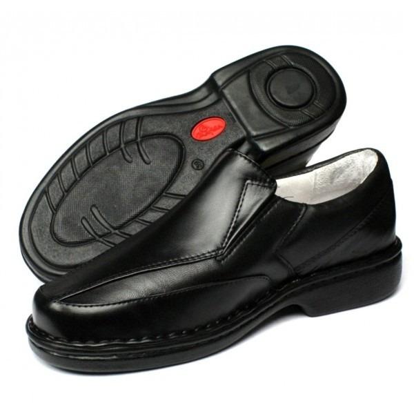 a6bb116822 Sapato Anti Stress Semi Ortopédico Indicado P Diabéticos Mf - R  169 ...