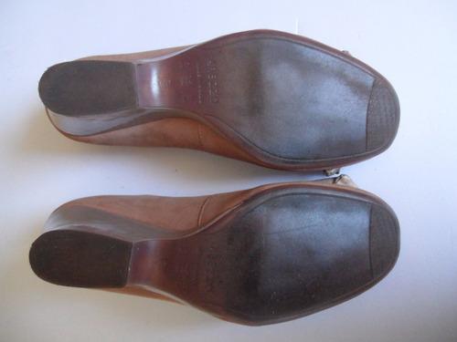 sapato arezzo scarpin