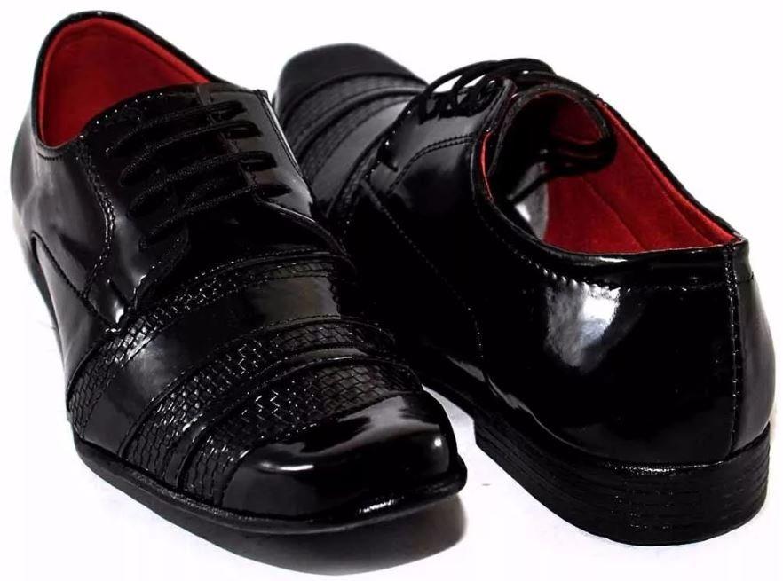 804d1bec9 sapato barato social masculino tipo italiano + brinde. Carregando zoom.