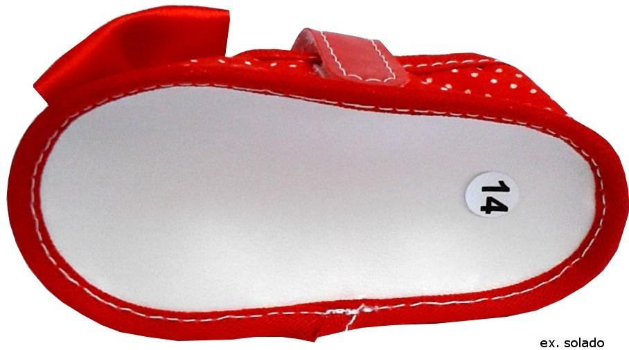 c71a55996a Sapato Bebê Para Customizar Atacado 12 Pares - R  139