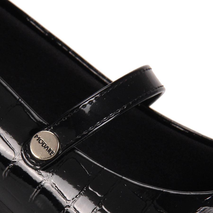 a56a84e66 Sapato Boneca Anabela Conforto Modare - Preto - R$ 89,99 em Mercado ...