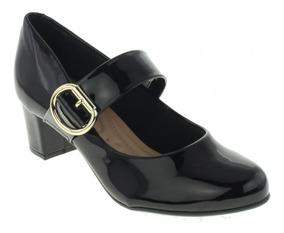40f923a12e Sapato Beira Rio Boneca Ultra Conforto - Sapatos com o Melhores ...