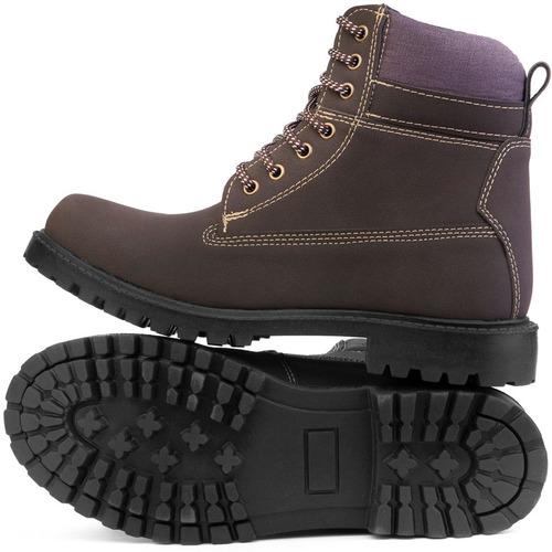 sapato bota masculino