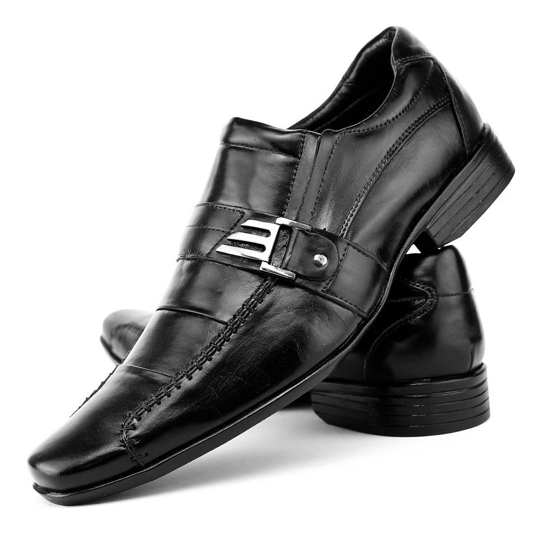 13c590f90 sapato bota social masculino barato couro + carteira oferta. Carregando  zoom.