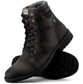 cbe4d23beaa8c Sapato Botina Casual Social Masculino Ziper Bota Franca - Calçados, Roupas  e Bolsas com o Melhores Preços no Mercado Livre Brasil