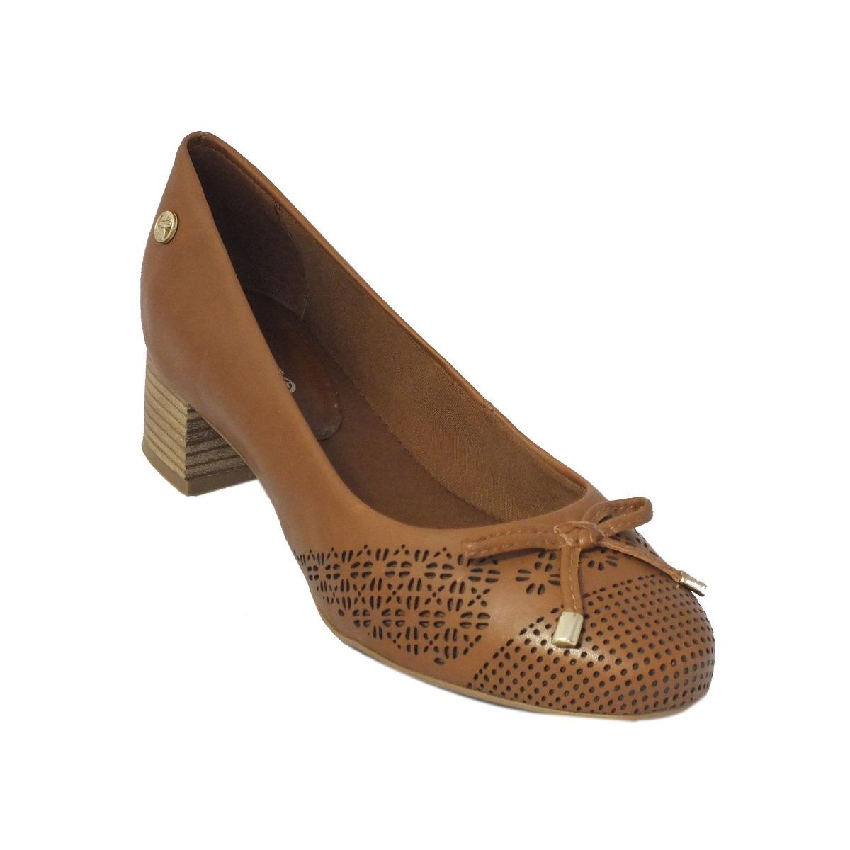 c9e9e9ad11 sapato bottero adrienne feminino-caramelo. Carregando zoom.