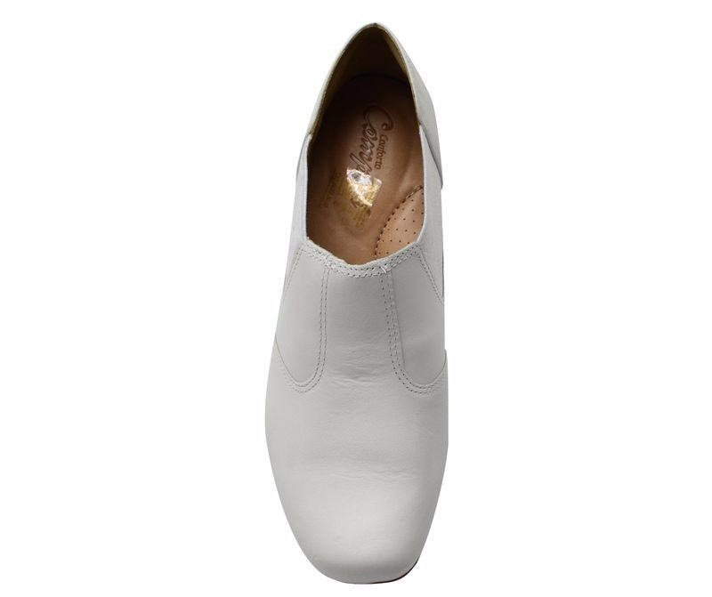 1ee71dd03e sapato branco feminino campesi profissional enfermagem. Carregando zoom.