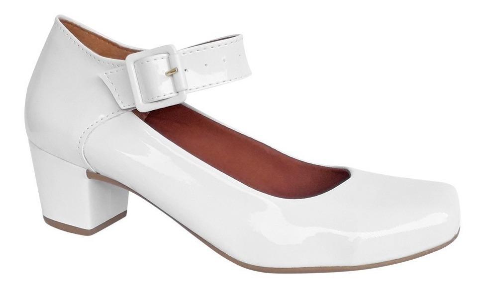d52dcc68f090f sapato branco noiva enfermagem boneca salto baixo grosso. Carregando zoom.