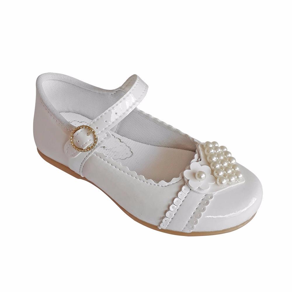 9134c6c54d sapato branco noivinha daminha batizado casamento festa. Carregando zoom.