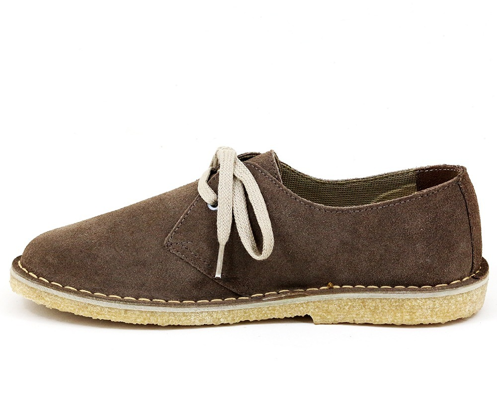 574d14db3d sapato cacareco solado em crepe couro camurça stilo anos 80. Carregando zoom .