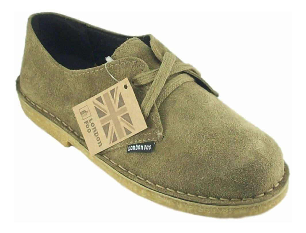 a2a32227d Sapato Camurça London Fog 1519 - R$ 149,90 em Mercado Livre