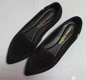 25c616c3b9 Mocassim Carmen Steffens - Sapatos no Mercado Livre Brasil