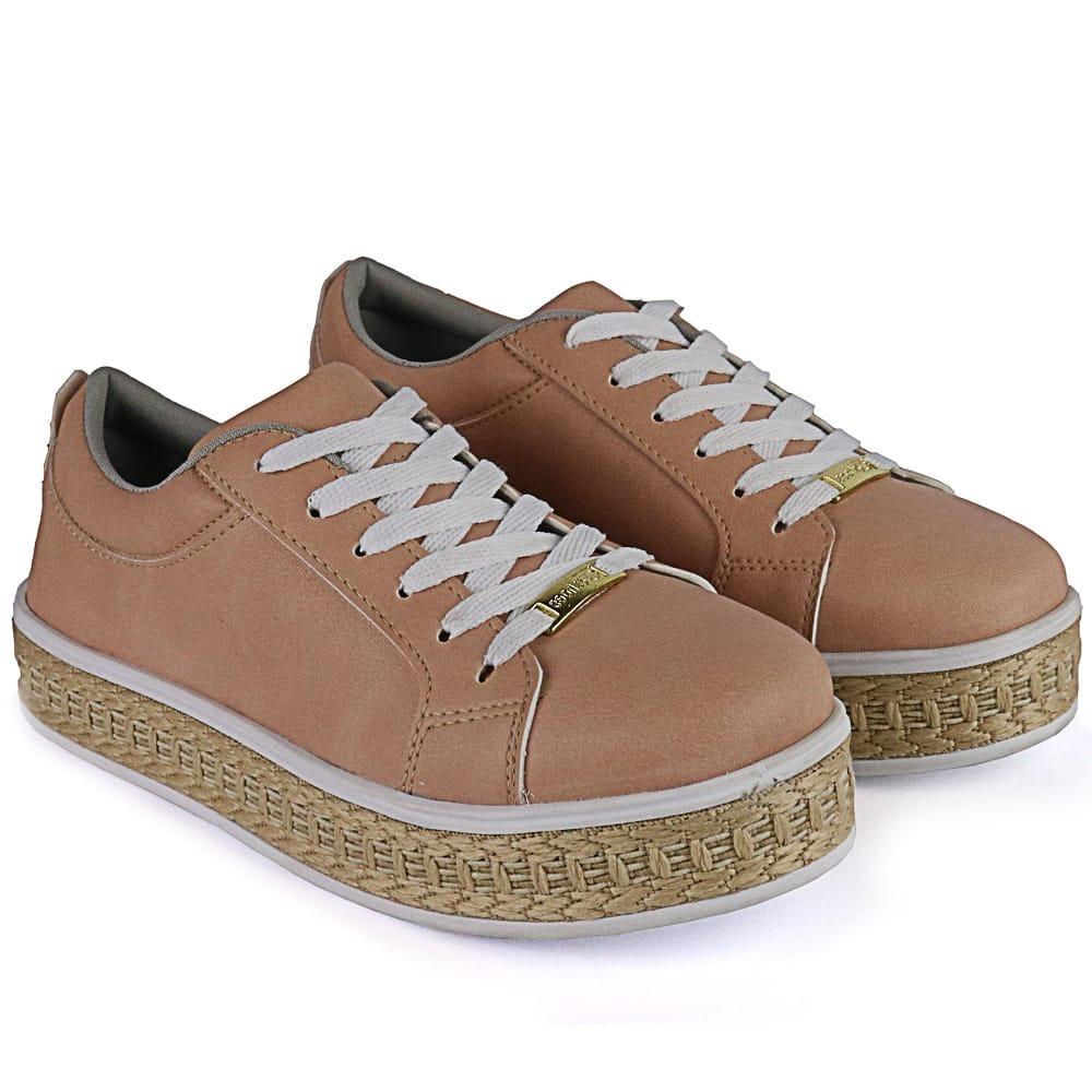 93ef3addbe sapato casual feminino tendência moderno promoção oferta. Carregando zoom.